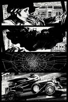 Batman page 3/3 by bumhand