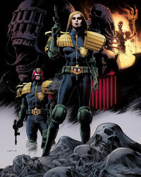 2000 AD Deadworld by bumhand