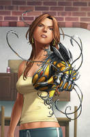 Witchblade 114 pg 2 by arf
