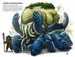 GORLO water bug by Onikaizer