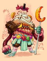 Candy Gummy Bear Hunter- Warlock by Onikaizer