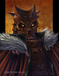 War, the horseman by Onikaizer
