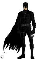 Batman Character Concept by chosen-1