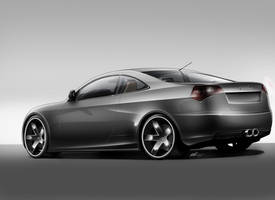 Audi A4 design by yamell