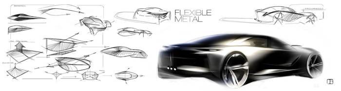 Flexible Metal by sleper36
