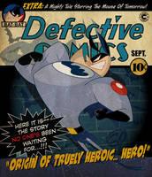 Appearing In Defective Comics by CHUCKAMOKK