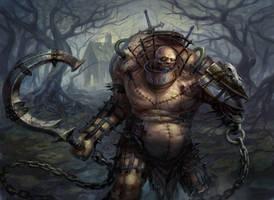 MtG: Grimgrin by PeteMohrbacher