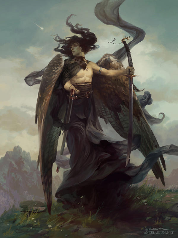Azazel, The Fallen Star by PeteMohrbacher