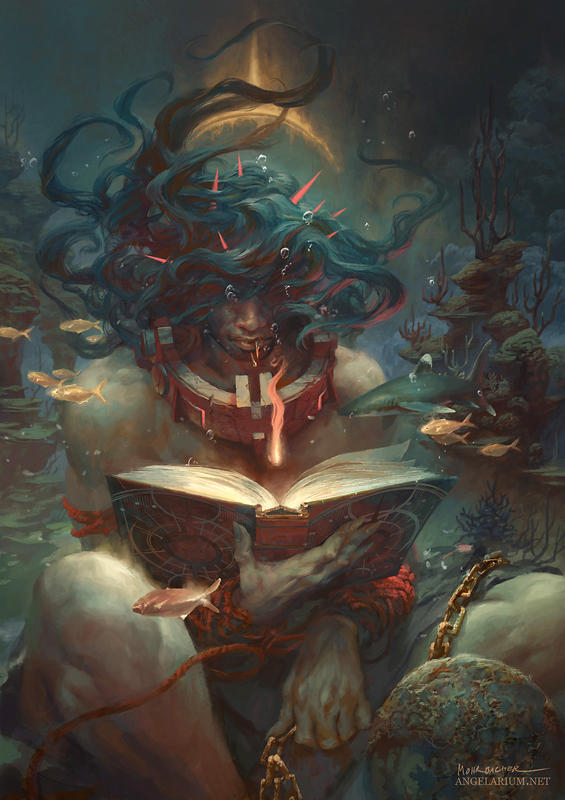 Rahab, Keeper of the Faith by PeteMohrbacher