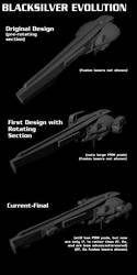 Blacksilver Evolution by Caraig