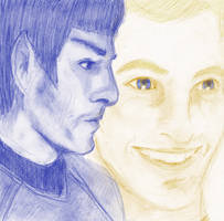 Something On Spock's Mind by Sanwall