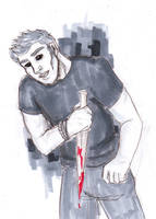 SPN: His Own Worst Nightmare by Sanwall