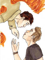 SPN: Seven Seasons And A Fall by Sanwall
