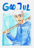 Season Greetings from Jack Frost by Sanwall