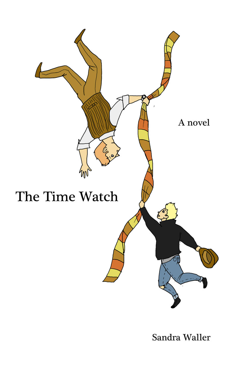 The Time Watch by Sanwall
