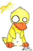 O.o- Duck by Zusuriki