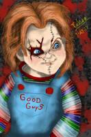 Curse of Chucky by Taboochildsplay