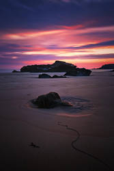 Bedruthan Light by SevenHeptagons