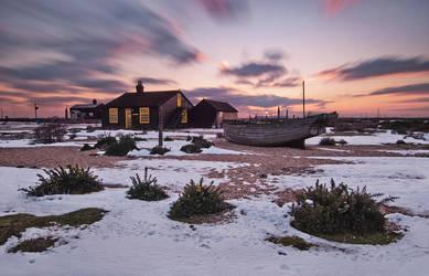 Prospect Cottage by SevenHeptagons