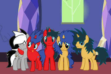 Warriano Family picture by MotownWarrior01