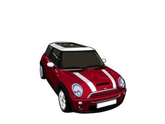 Mini by xikinight