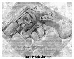 Revolver by Chaosty