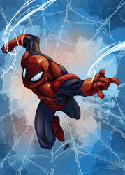 The Amazing Spider-man ! by SpideyCreed