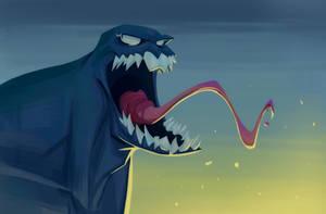 Venom ! by SpideyCreed