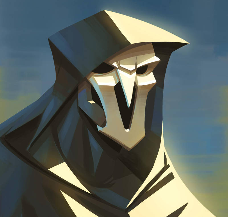Reaper ! by SpideyCreed