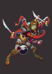 Okto : Evolution 2 by SpideyCreed