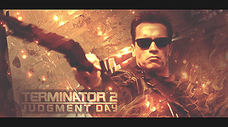 Terminator 2 by AHMED-ART