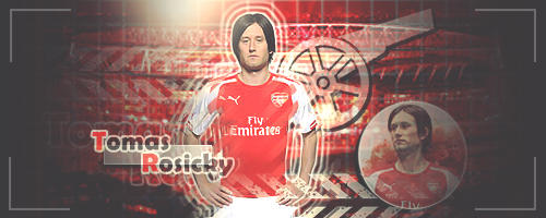 Tomas Rosicky by AHMED-ART