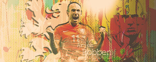 Arjen Robben by AHMED-ART