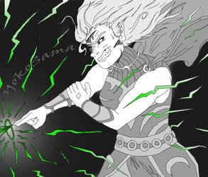 Battle Mage by YokoSama