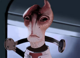 ME Mordin by Cruiser18