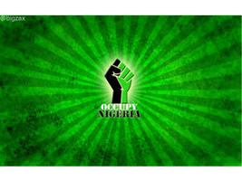 OCCUPY NIGERIA WALPAPPER by bigzax