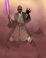 General Windu by Jordanoff