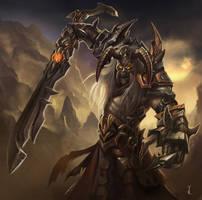 warlord by LeeJJ