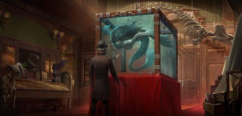 Sea Creature by LeeJJ