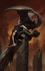 Plague Assassin by LeeJJ