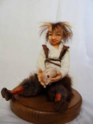 little faun by zsuzsis-fairies