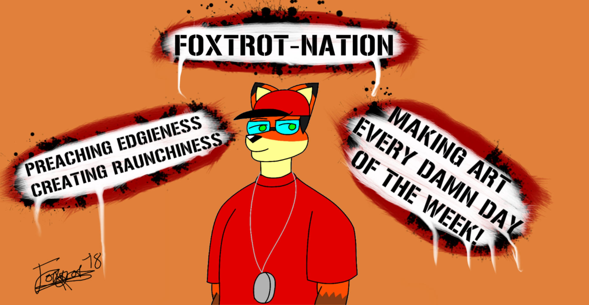 Foxtrot-Nation's Profile Picture