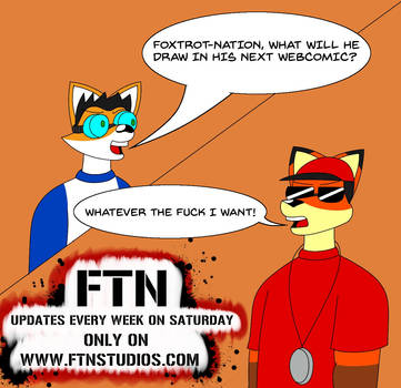 FTN promo by Foxtrot-Nation