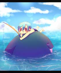 Pescando a Nemo by Panque-chan