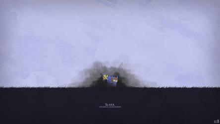 Dota 2 - Slark by ASkyblueBunny