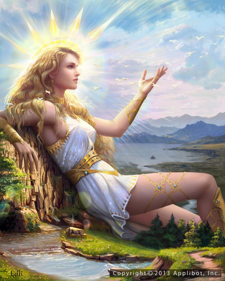 hyperion mythology story