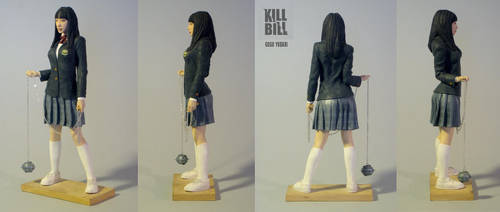 Gogo Yubari - Kill Bill by 123samo