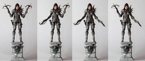 Diablo III - Demon Hunter by 123samo