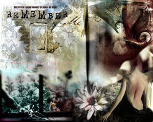 in loving memory of Nancy by mzloca