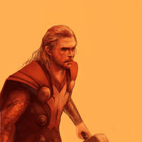 Thor by mformadness